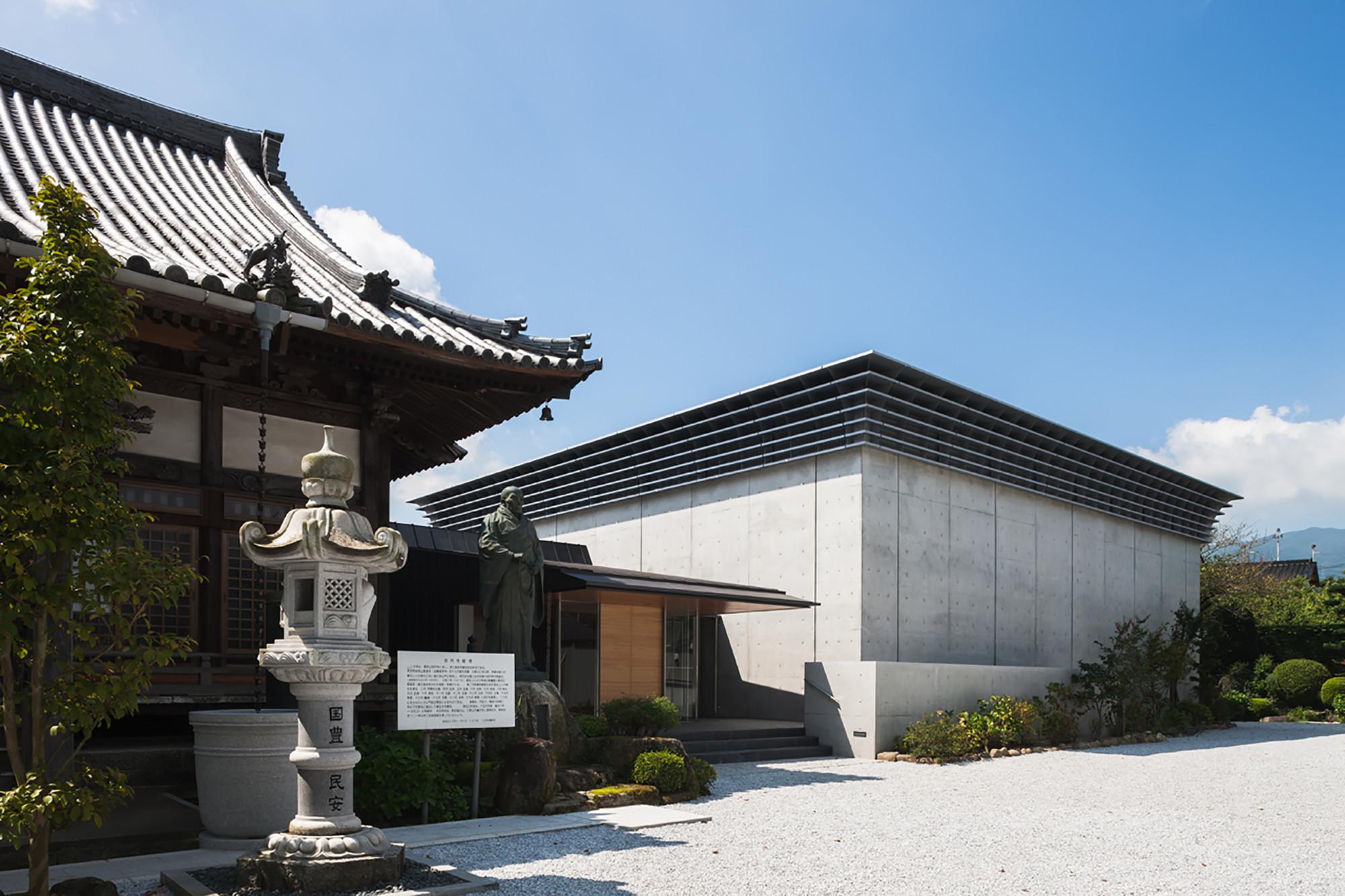 Architecture Design Studio myoenji columbarium / furumori koichi architectural design studio