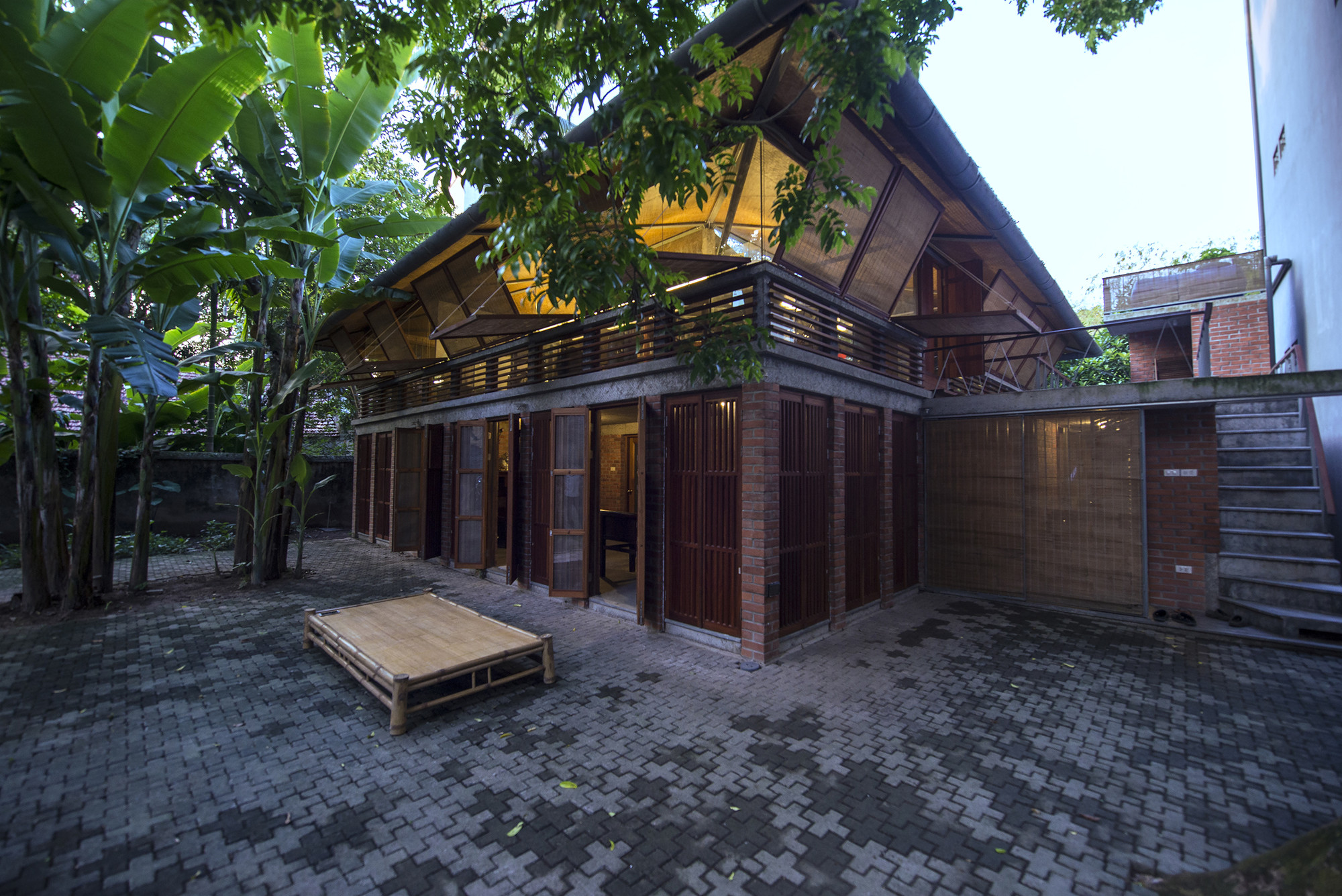 The Gentle House  / Ngoc Luong Le, Courtesy of Ngoc Luong Le