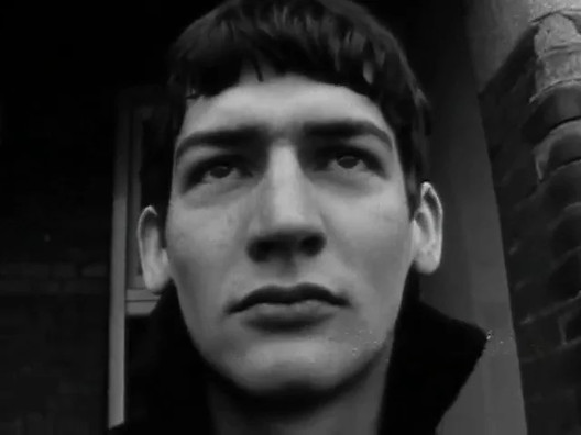 A still from the film 1,2,3 Rhapsody (1965), in which Rem Koolhaas served as both cameraman and actor.  . Image Courtesy of Rene Daalder