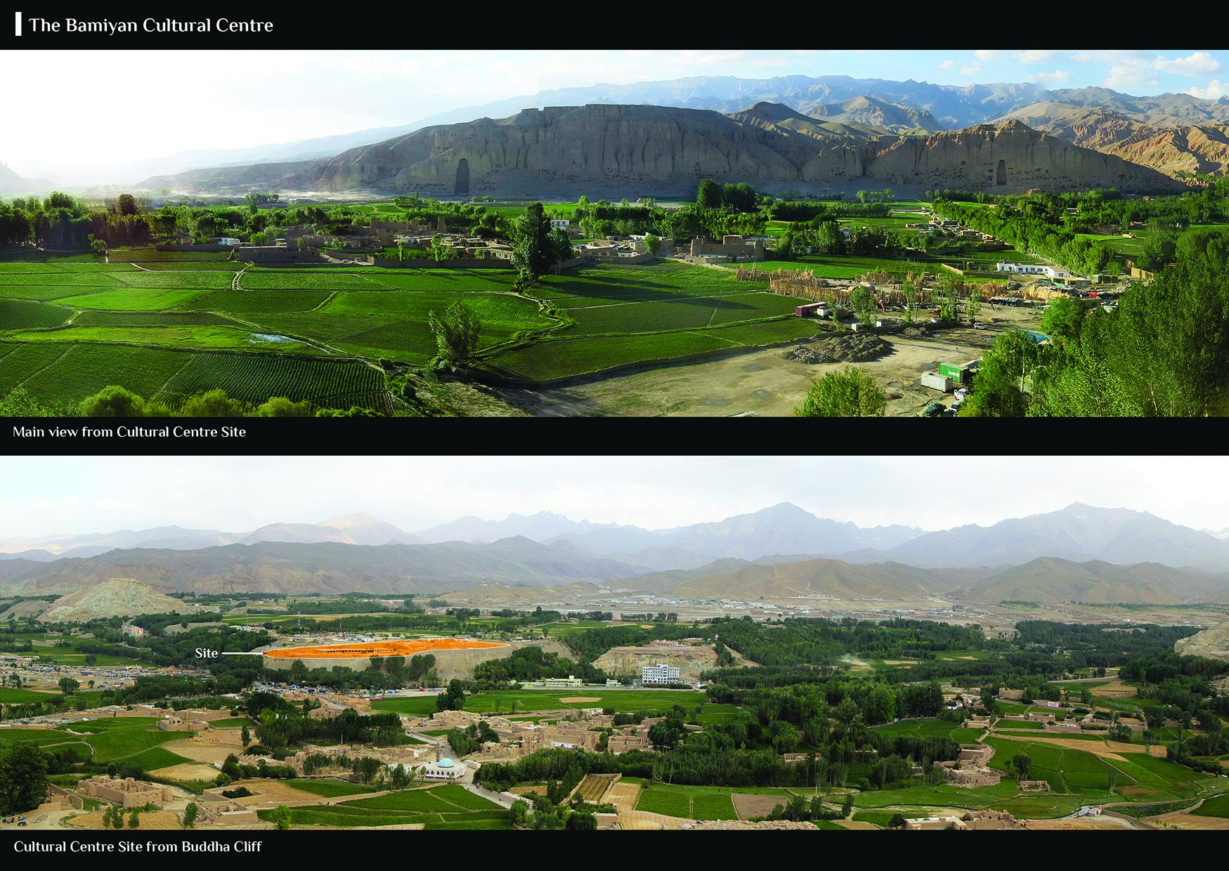 UNESCO lança concurso para o Bamiyan Cultural Centre no Afeganistão