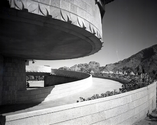David Wright House. Imagem © 2014 Pedro E. Guerrero Archives