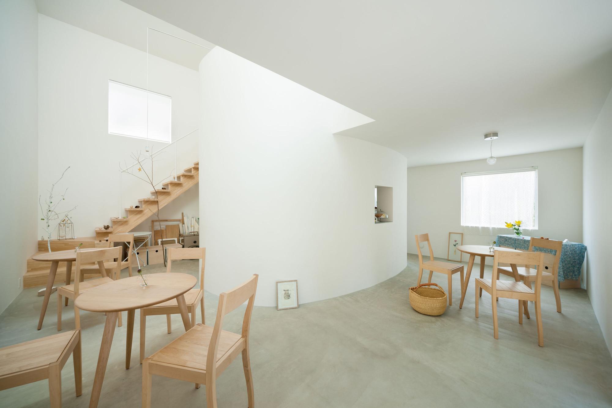 Oeuf / Flat House, © Takumi Ota