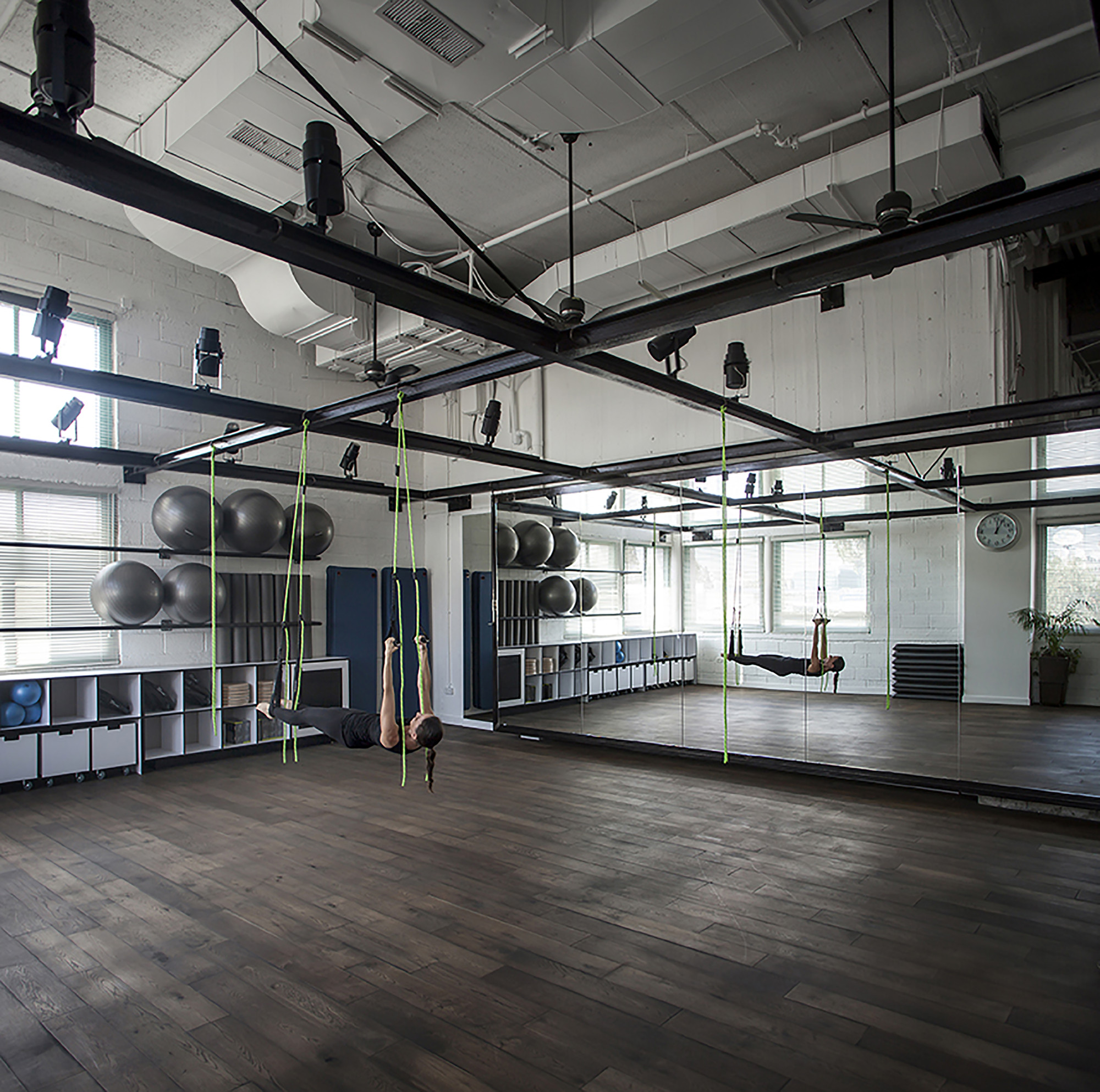 POWERHOUSE - KL Pilates Studio / Jacobs-Yaniv Architects, © Yoav Gurin