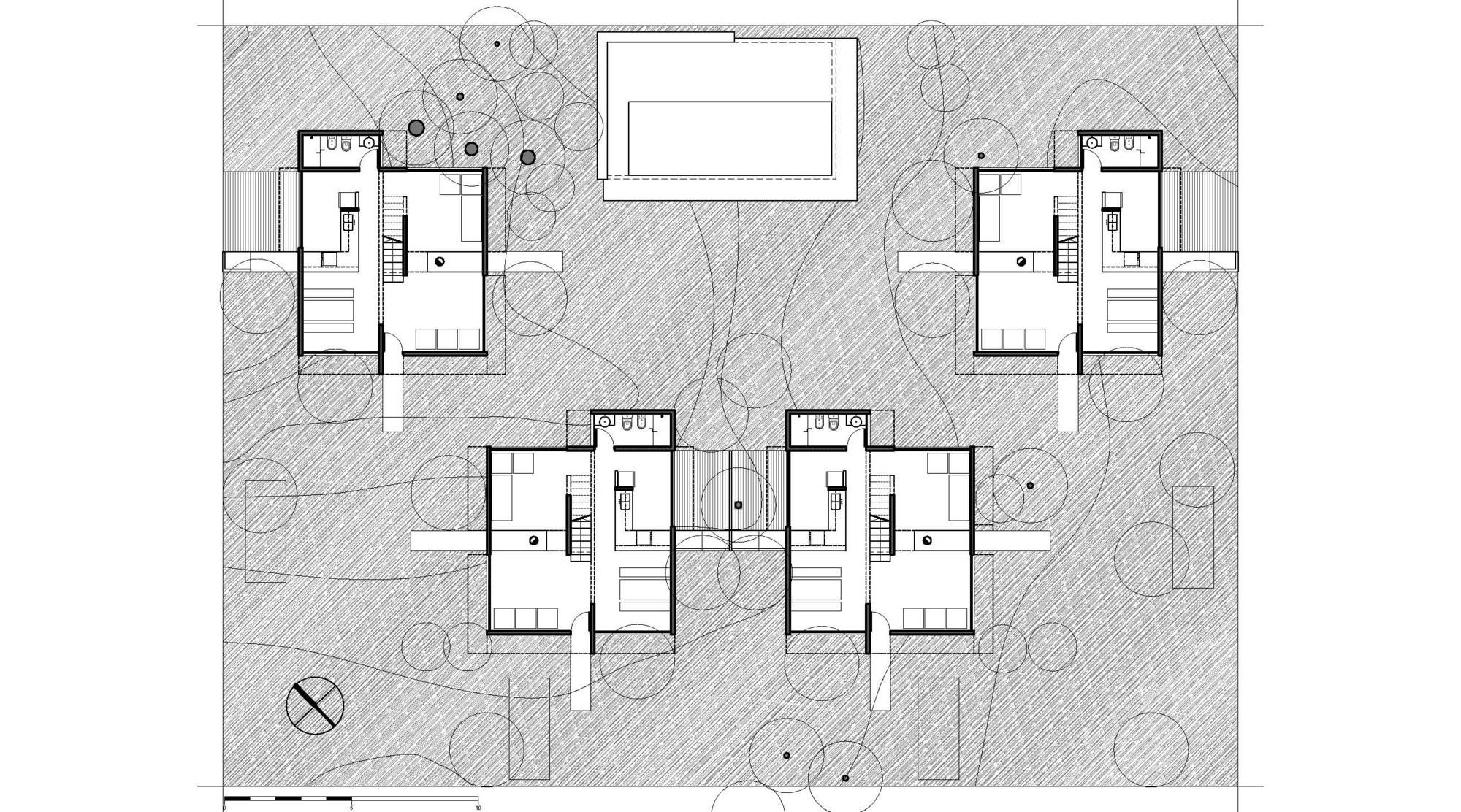 Gallery of v d set bak arquitectos 19 - Planos de arquitectos ...