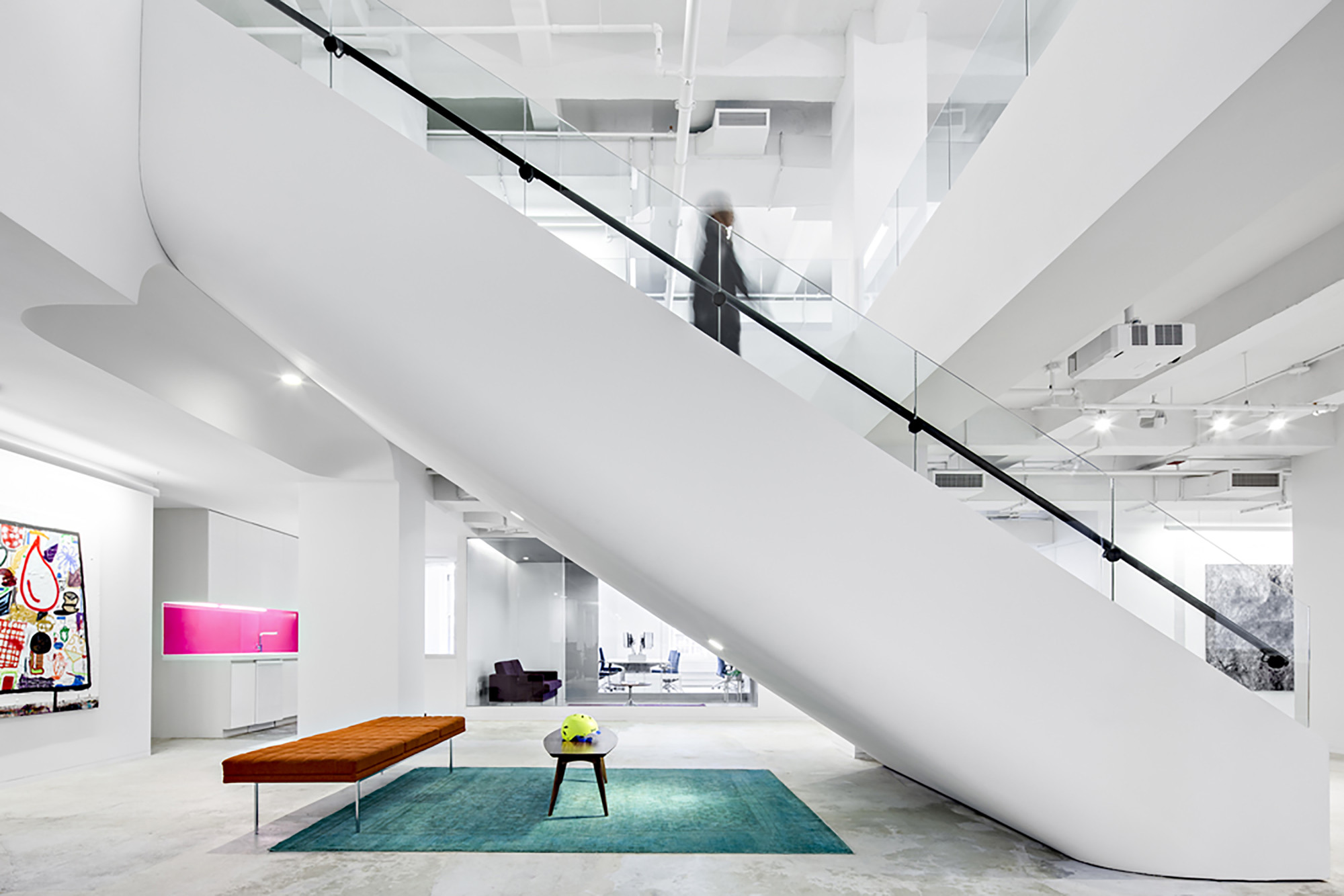 Red Bulls New York Offices INABA ArchDaily
