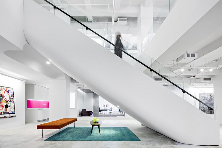 Red Bull's New York Offices / INABA, © Greg Irikura