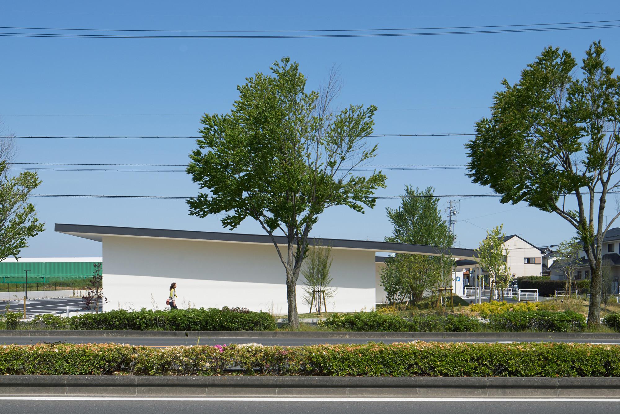 Tanaka Clinic / Akiyoshi Takagi & Associates, © Daici Ano