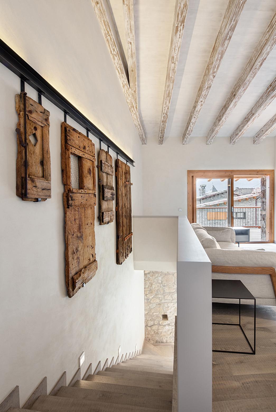 Galeria de reabilita o de um conjunto de casas em la - Casas la cerdanya ...