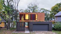 Redaction House / Johnsen Schmaling Architects