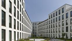 Edificio de oficinas Richtiring / Max Dudler
