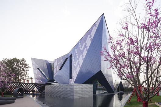 Courtesy of Shenzhen Upright & Pure Architectural Design