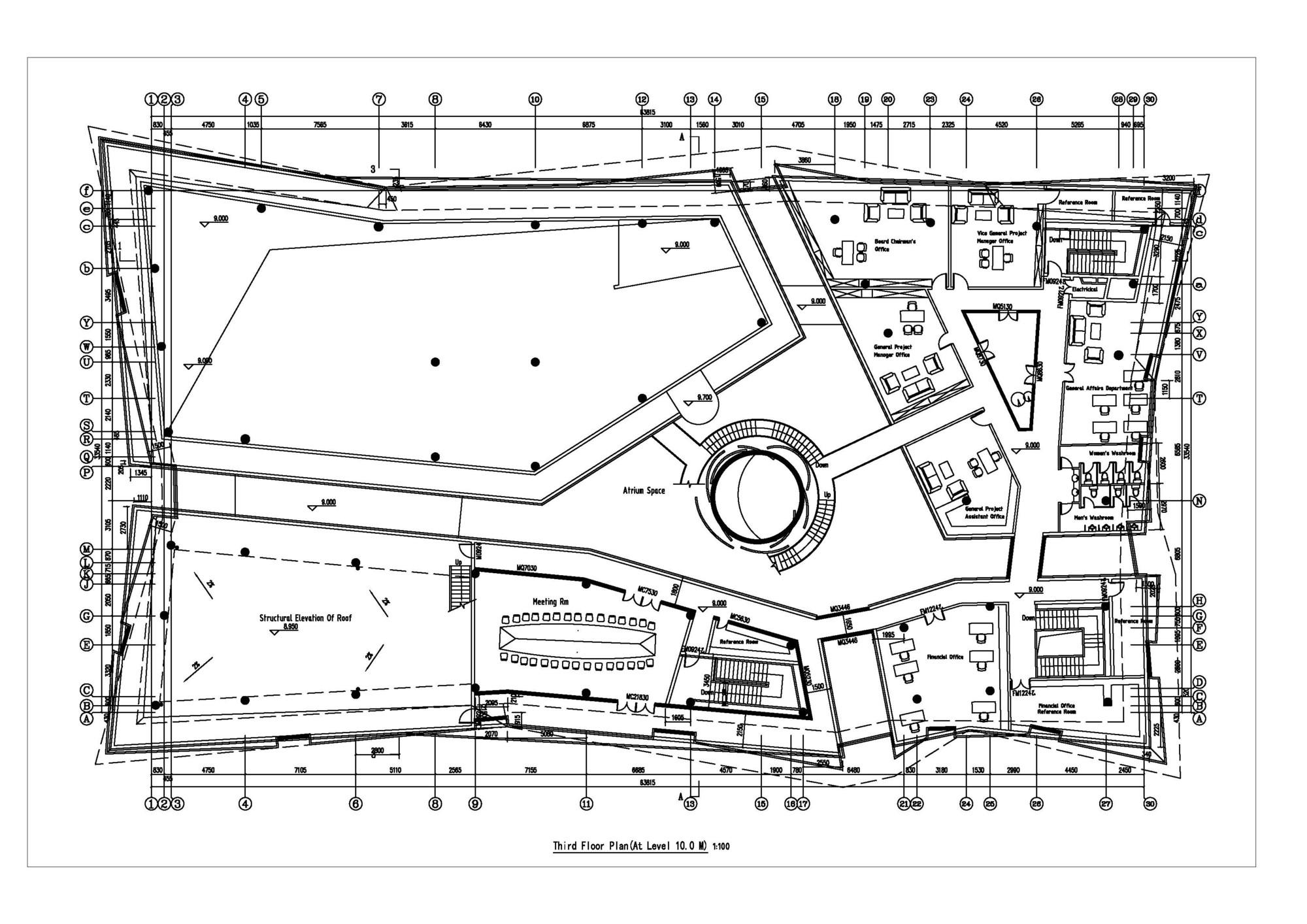 Daycare Center Floor Plan Gallery Of Vanke Sales Center Fa 231 Ade Renovation Shenzhen