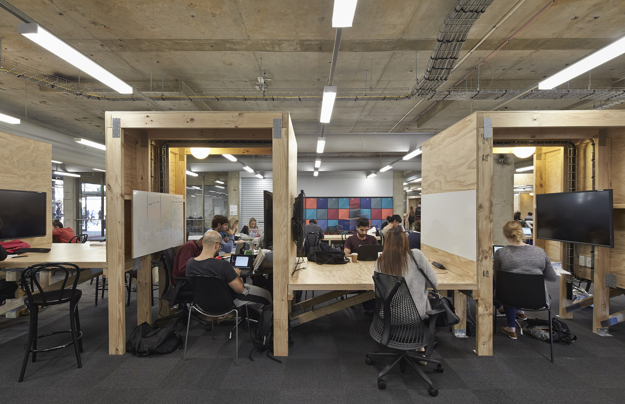 Gallery Of Macquarie University Social Learning Space