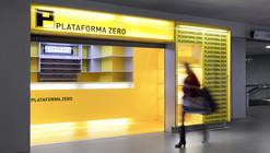 Quiosco Plataforma Zero /  A2OFFICE®