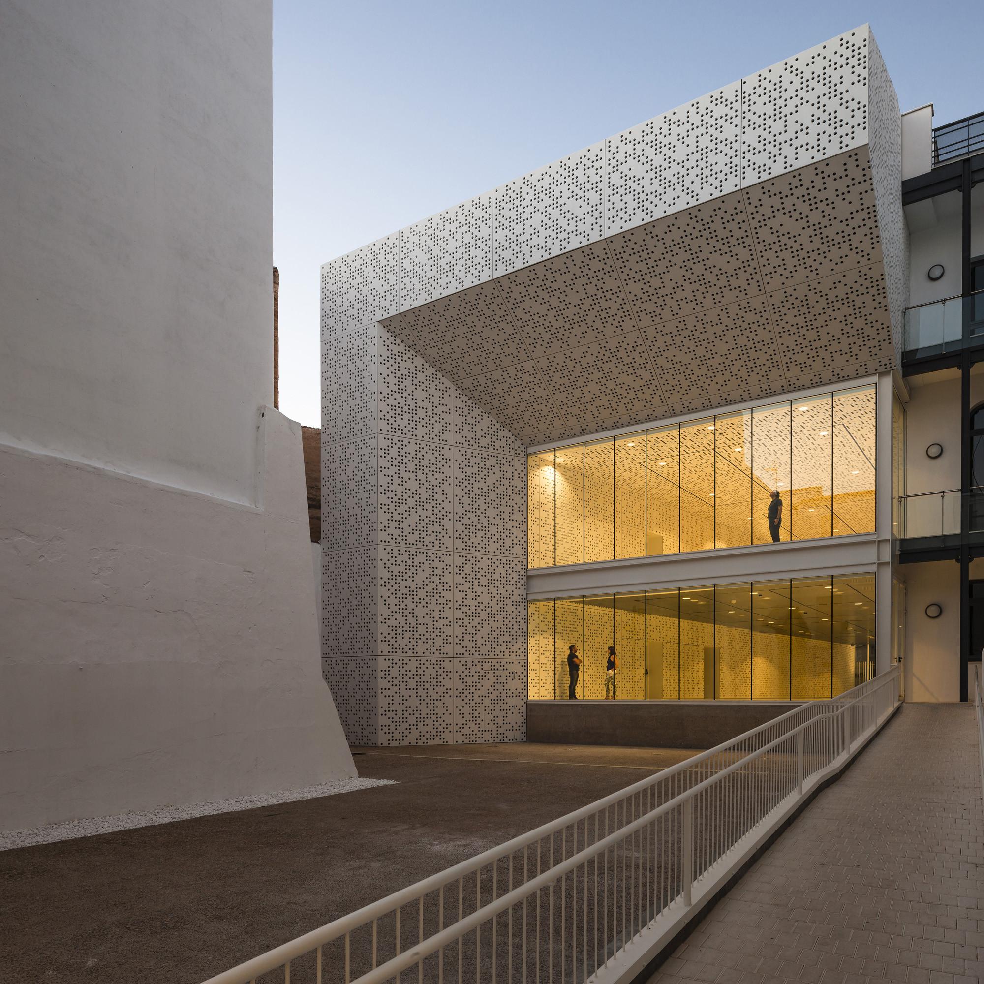 Fine Arts Museum / Estudio Hago, © Fernando Alda