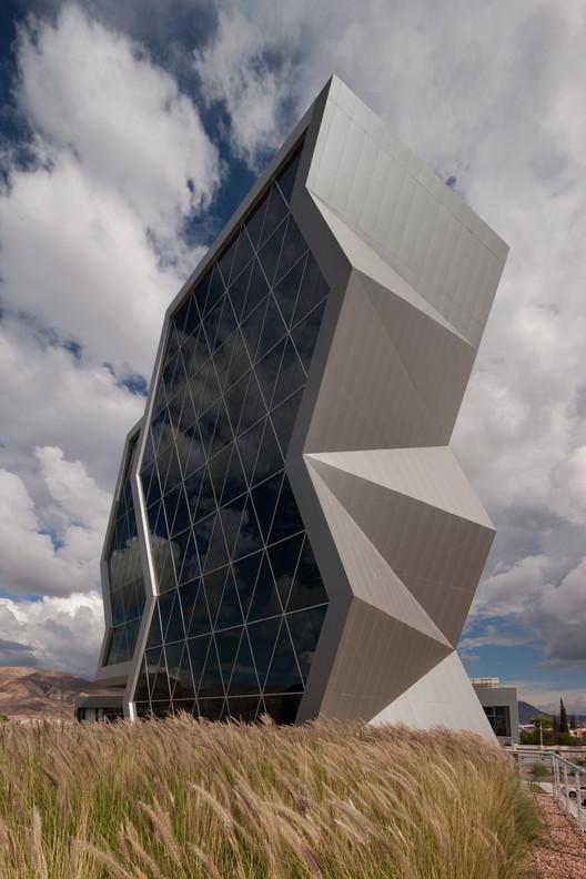 Parque de Inovação Técnica e Tecnológica / Grupo ARKHOS, © Jorge Taboada Morón