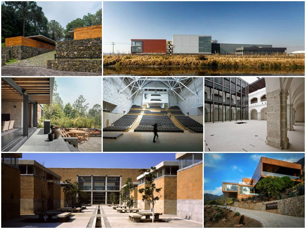 Se anuncian los ganadores de la XIII Bienal Nacional de Arquitectura Mexicana 2014
