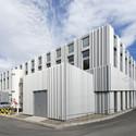 Reconstruction Multifunctional Building In Jena Wurm