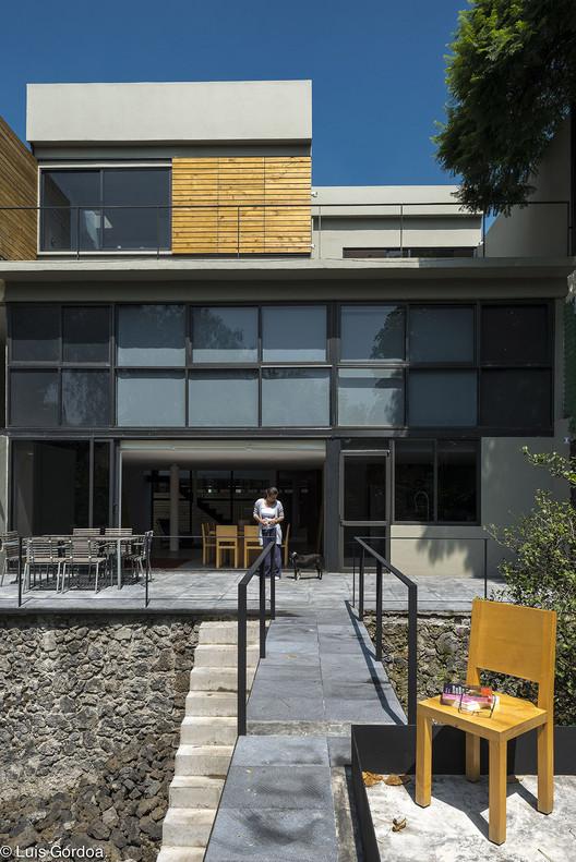 CdV House / DDA Despacho de Arquitectura, © Luis Gordoa