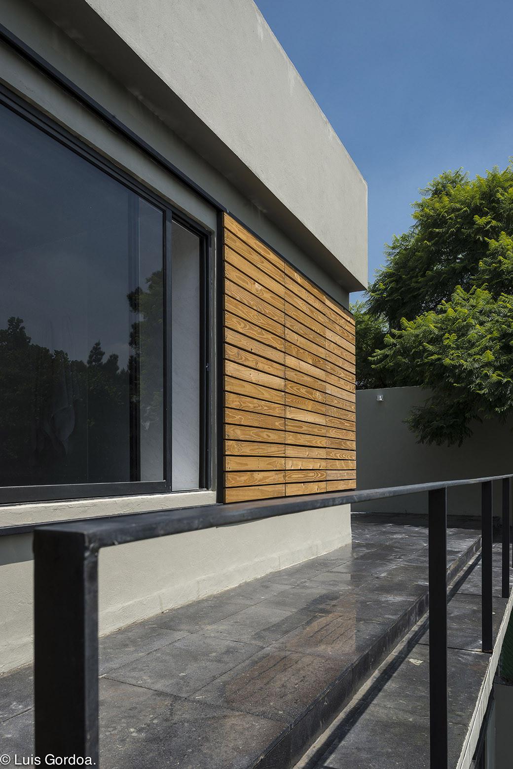 Galer a de casa cdv dda despacho de arquitectura 7 for Despacho arquitectura