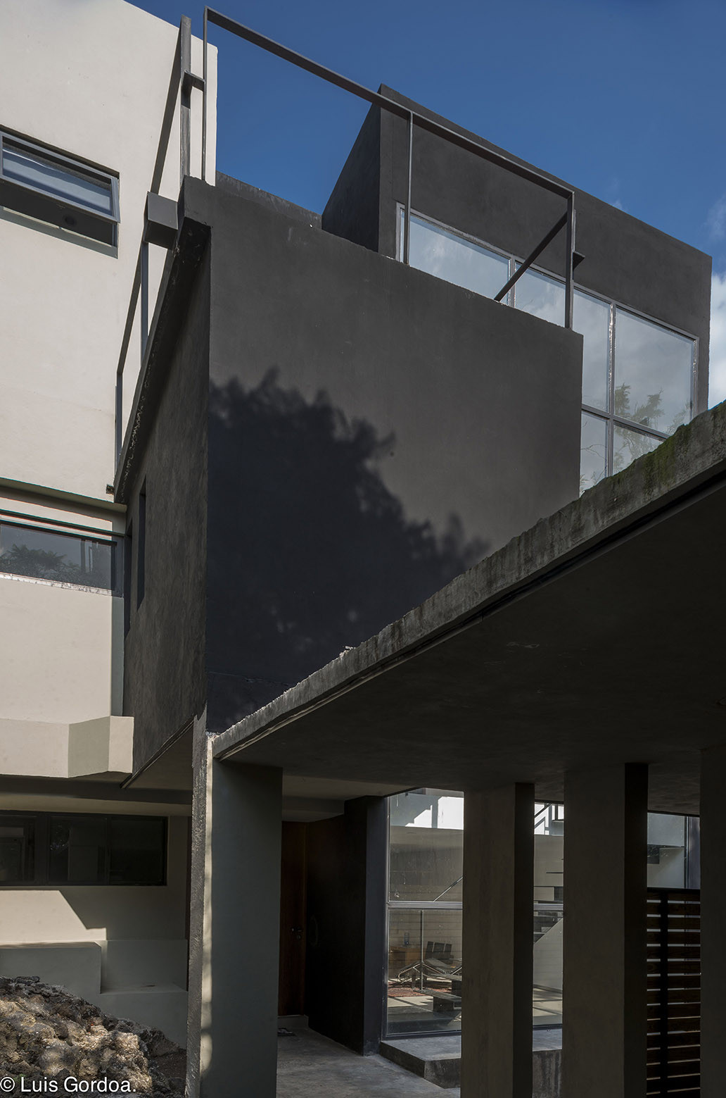Gallery of cdv house dda despacho de arquitectura 9 for Arquitectura prehistorica