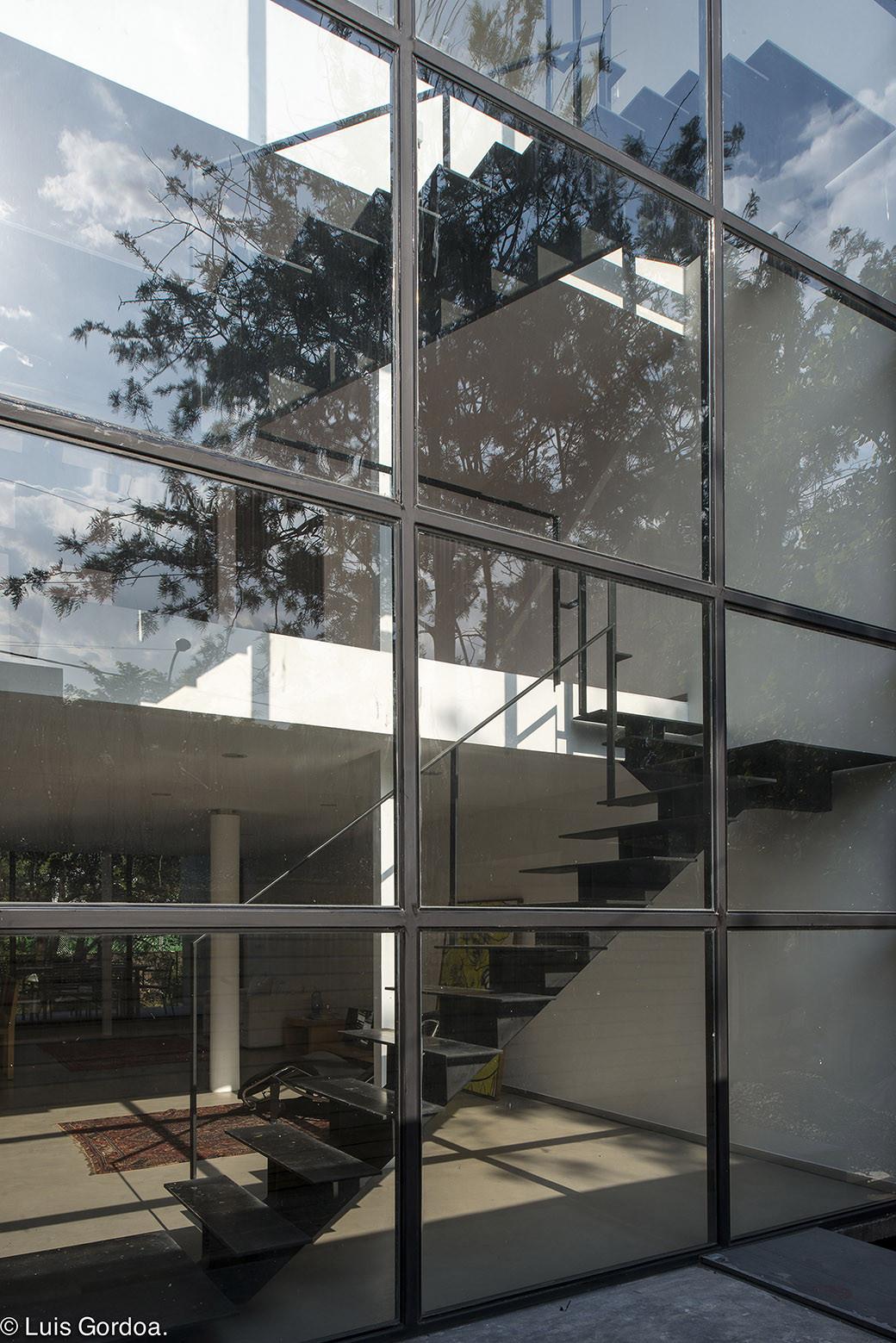 Galer a de casa cdv dda despacho de arquitectura 15 for Despacho arquitectura