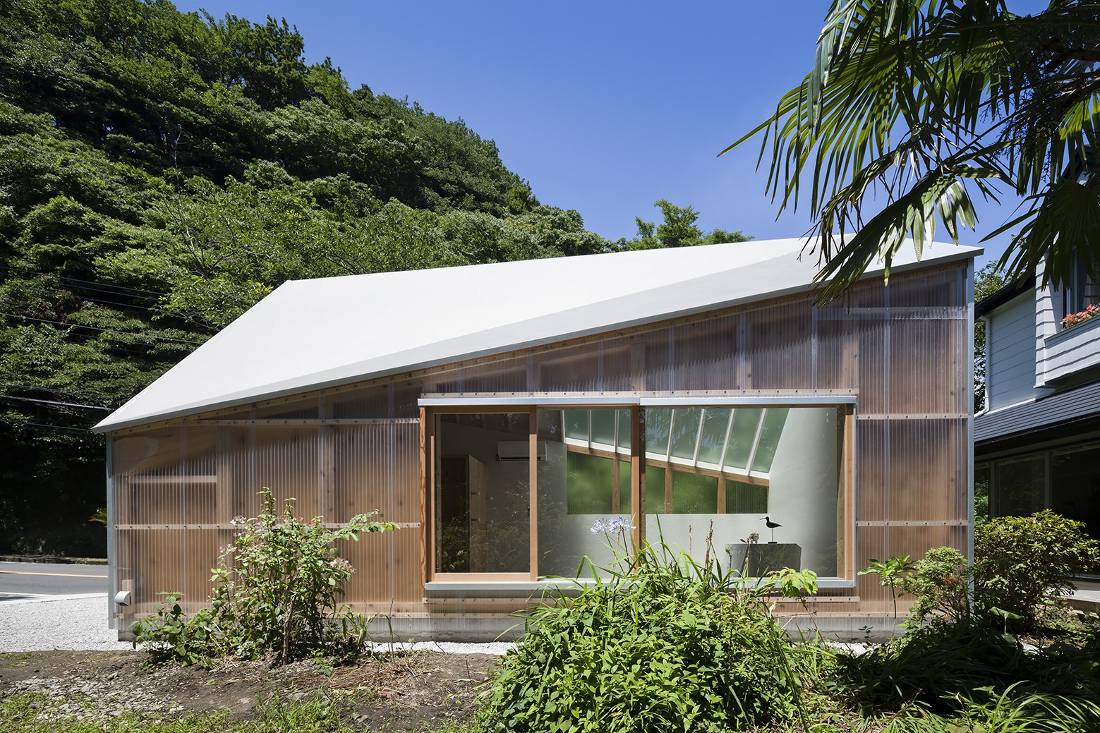 Photography Studio / FT Architects, © Shigeo Ogawa