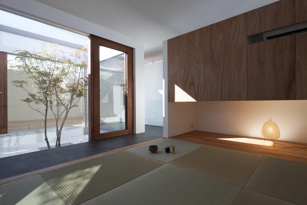 House IM / Miyahara Architect Office, © Mitsumasa Fujitsuka