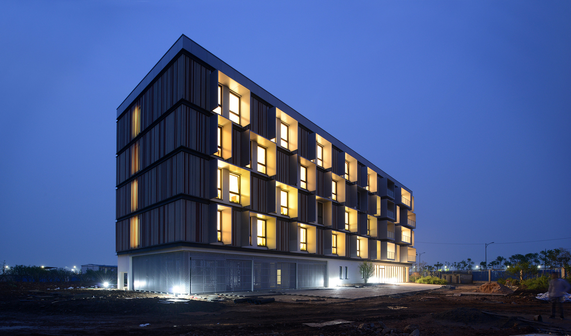 Gallery of passive house bruck peter ruge architekten 11 - Peter ruge architekten ...