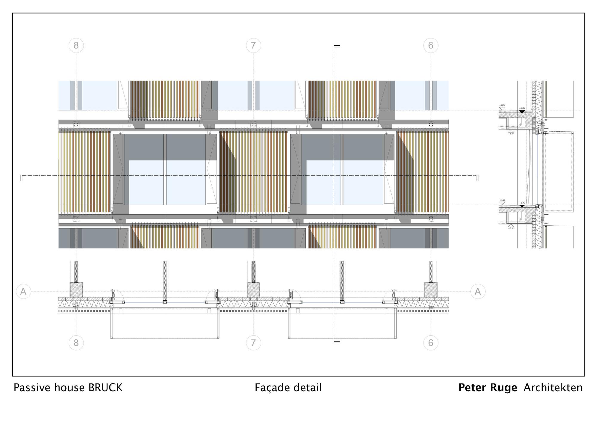 Gallery Of Passive House Bruck Peter Ruge Architekten 24