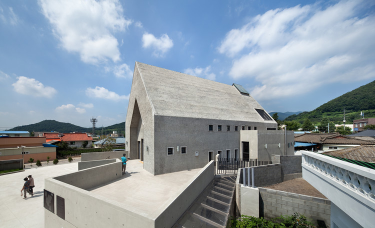 Inbo Catholic Church / Archigroup MA, © Yoon, Joonhwan