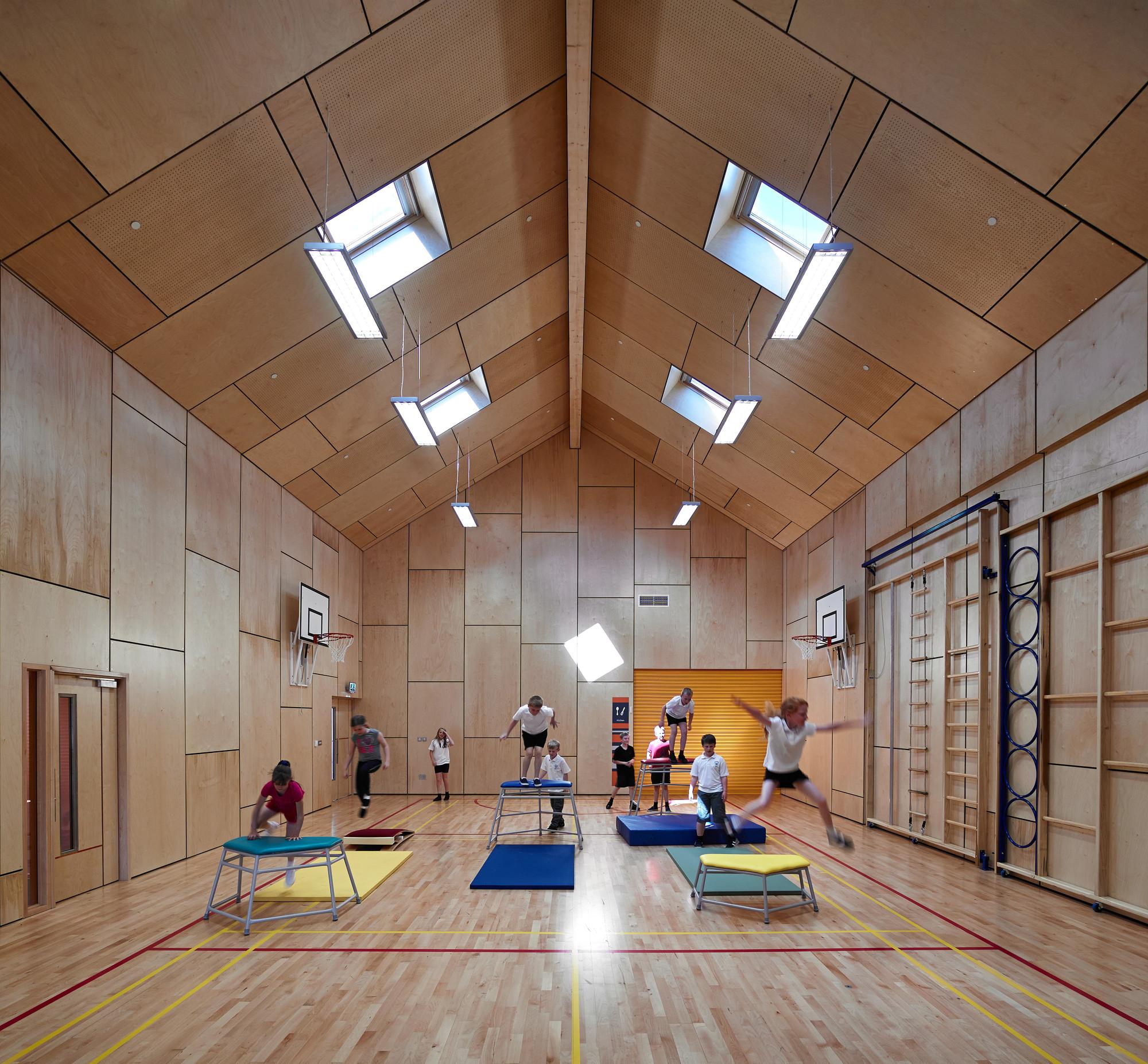 Gallery Of Kirkmichael Primary School Holmes Miller 2