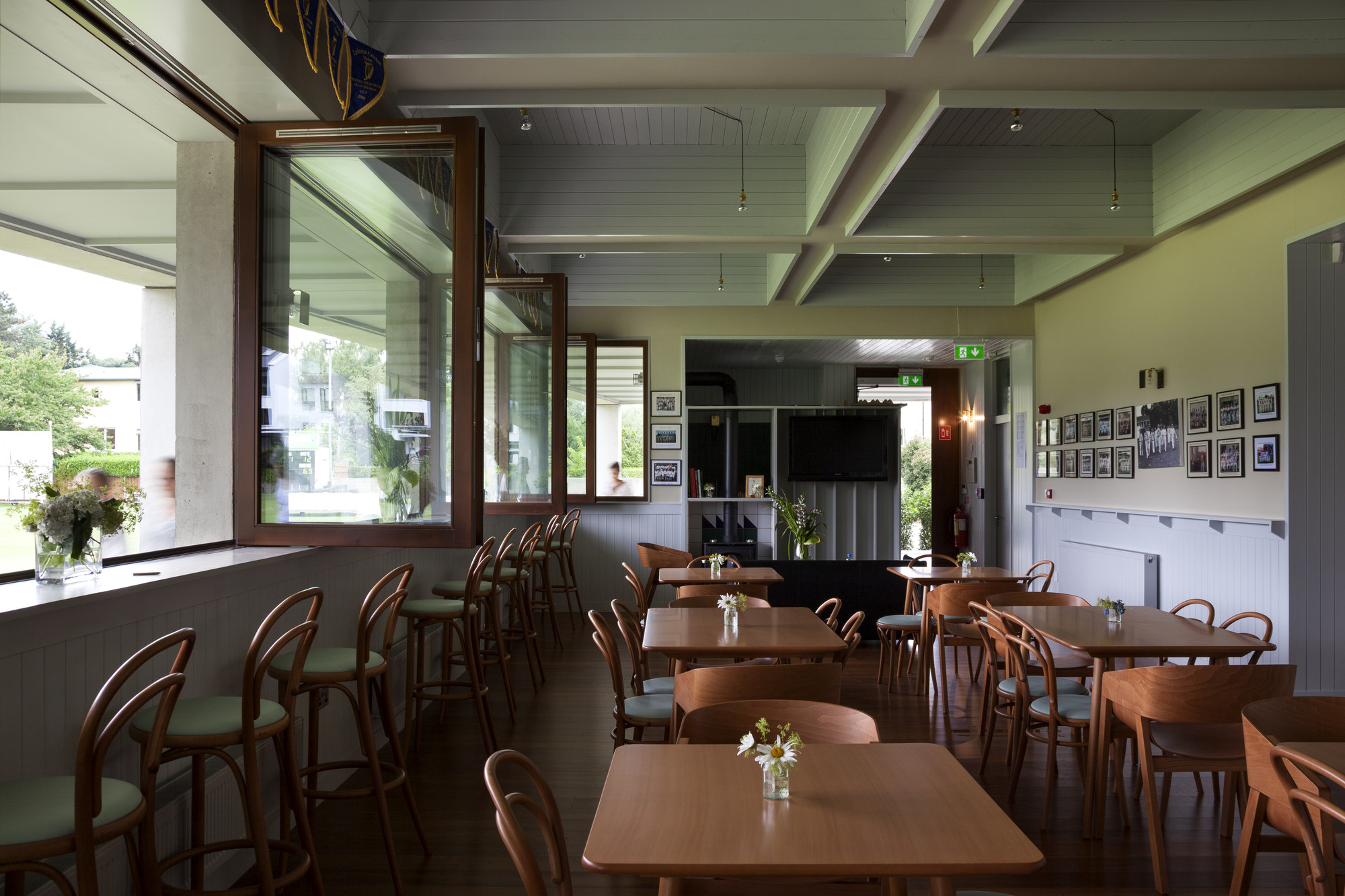 Gallery of Merrion Cricket Club / TAKA Architects - 15