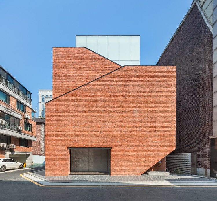 Consultora de Música Nonhyun / Dia Architecture, © Kyungsub Shin
