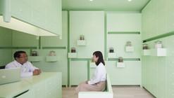 SUMIYOSHIDO kampo lounge / id inc.