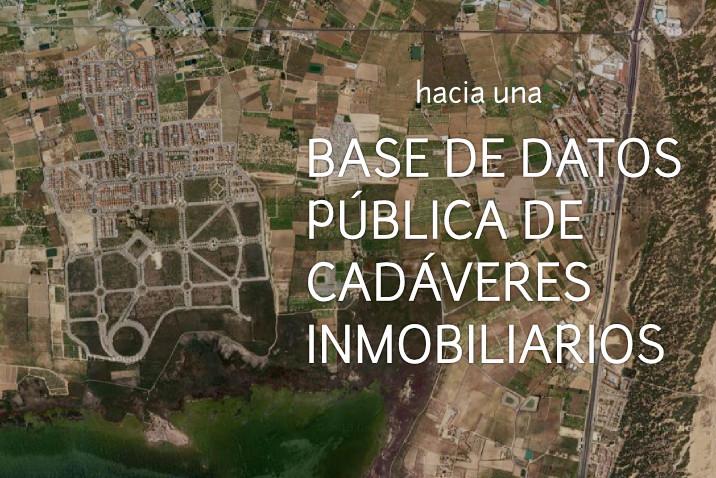 Basurama impulsa base de datos pública y colectiva de cadáveres inmobiliarios en España, © Basurama