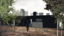 En construcción: Casa Lucarnas / BLANCA arquitectos