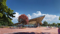 Powerhouse Company and De Zwarte Hond Selected to Redesign Assen Station