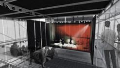 """Primer Lugar III Concurso de Arquitectura Electorlux Fensa/Mademsa """"Proyectando un espacio público para la integración comunal"""""""