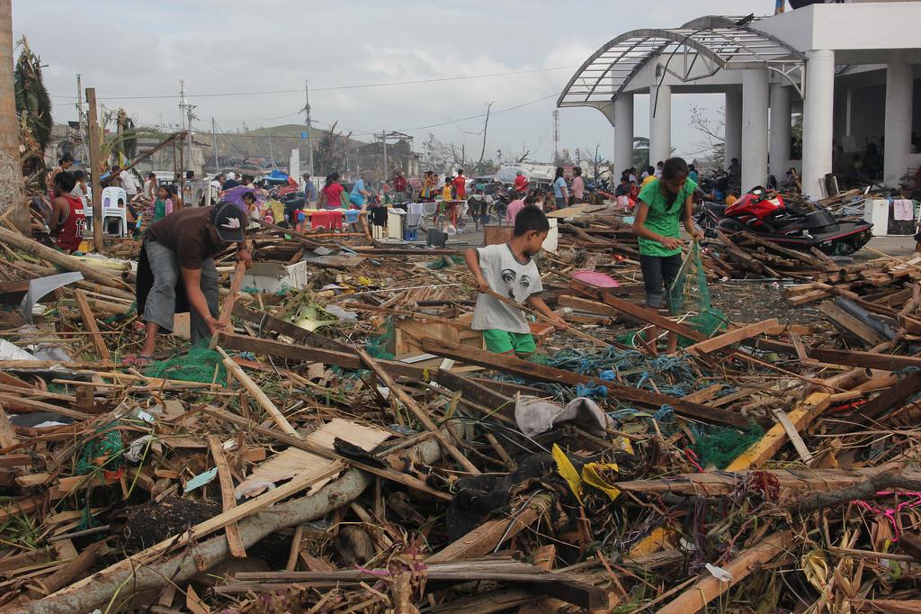 Architecture For Humanity & AIA se unen para responder a la devastación en Filipinas