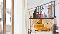 Transformación d'un Atelier en Loft / NZI Architectes