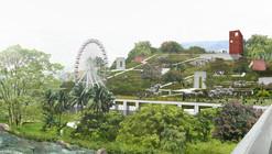 Segundo Lugar Concurso Público Internacional de Anteproyectos Parque del Río Medellín
