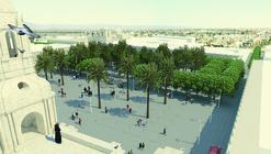 """Primer Lugar """"Concurso de ideas de tratamiento peatonal de la Plaza de Armas de Arequipa"""""""