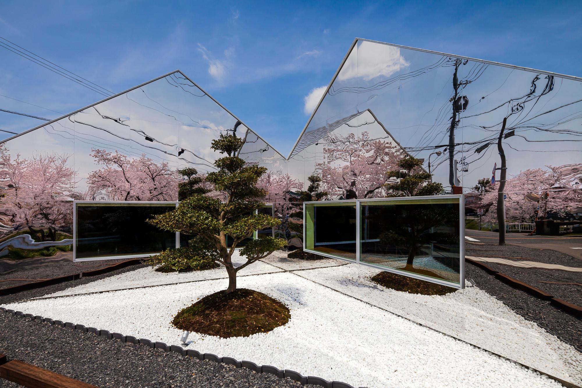Espejos / bandesign, © Shigetomo Mizuno