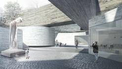 Segundo Lugar Concurso de Ideas Museo Mario Toral