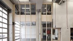 Estación de bomberos de la ciudad de Antwerp / Hub