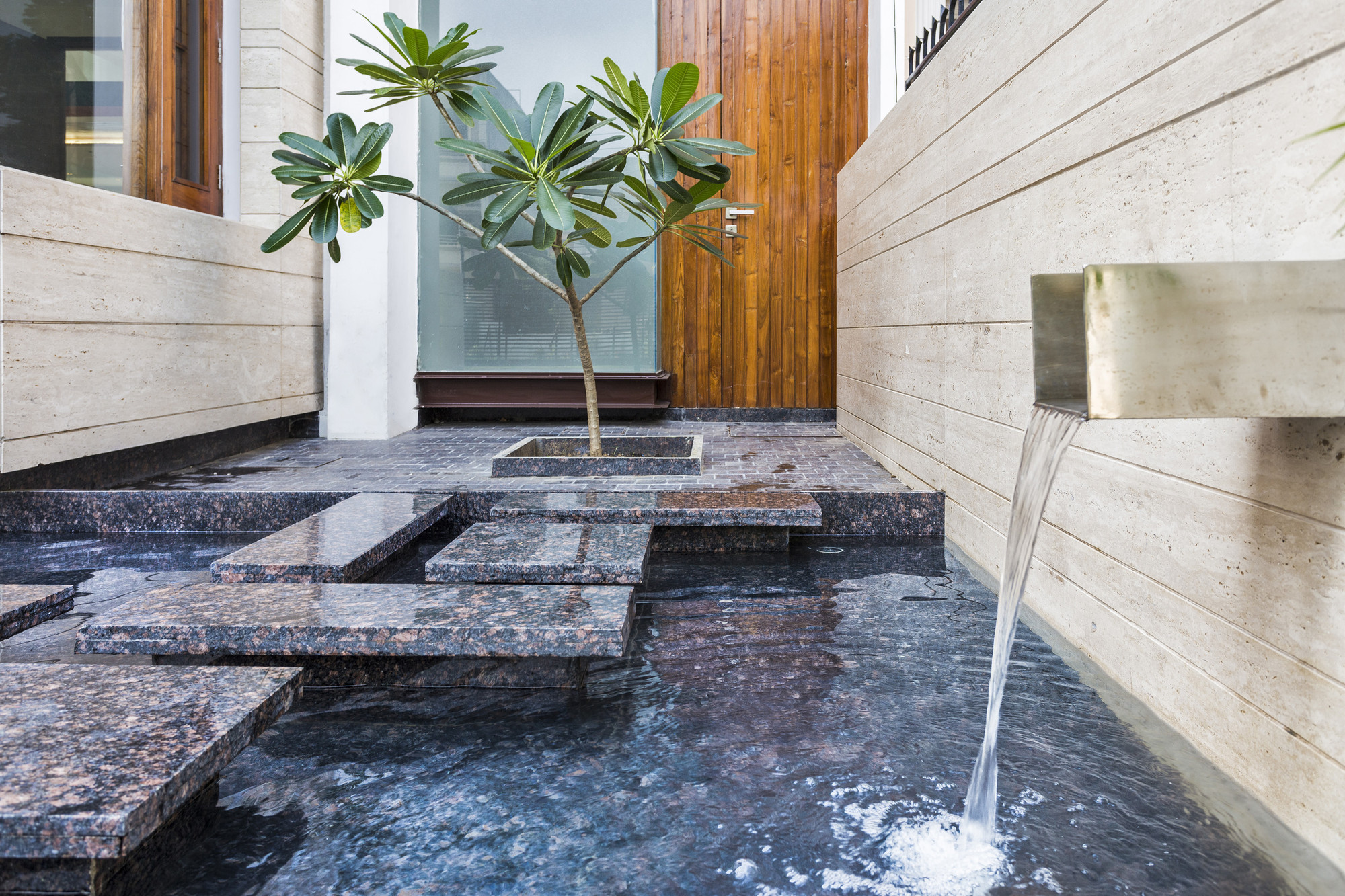 Gallery Of House In Mohali Charged Voids 13