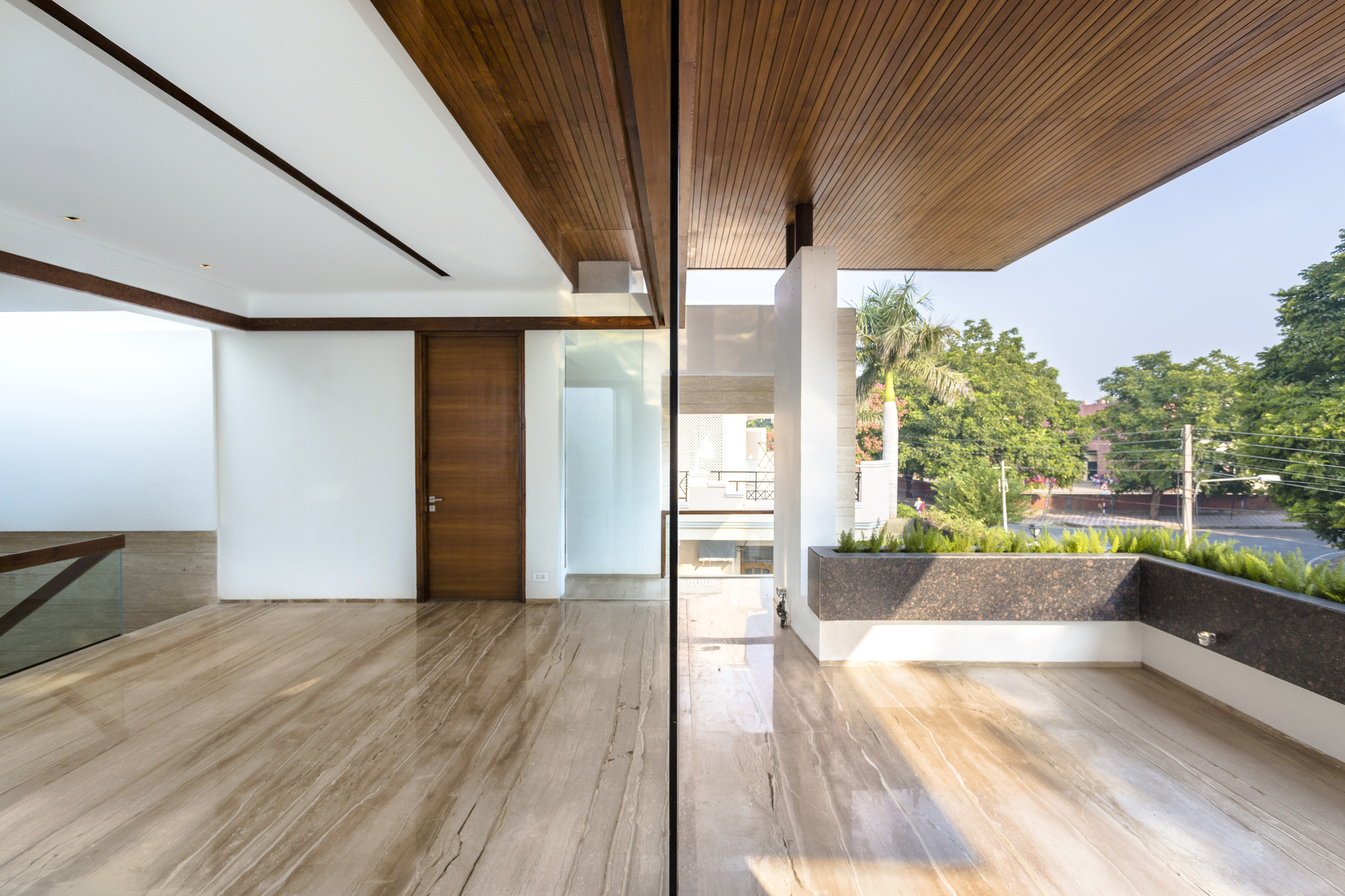 Gallery Of House In Mohali Charged Voids 5 Interiors Inside Ideas Interiors design about Everything [magnanprojects.com]