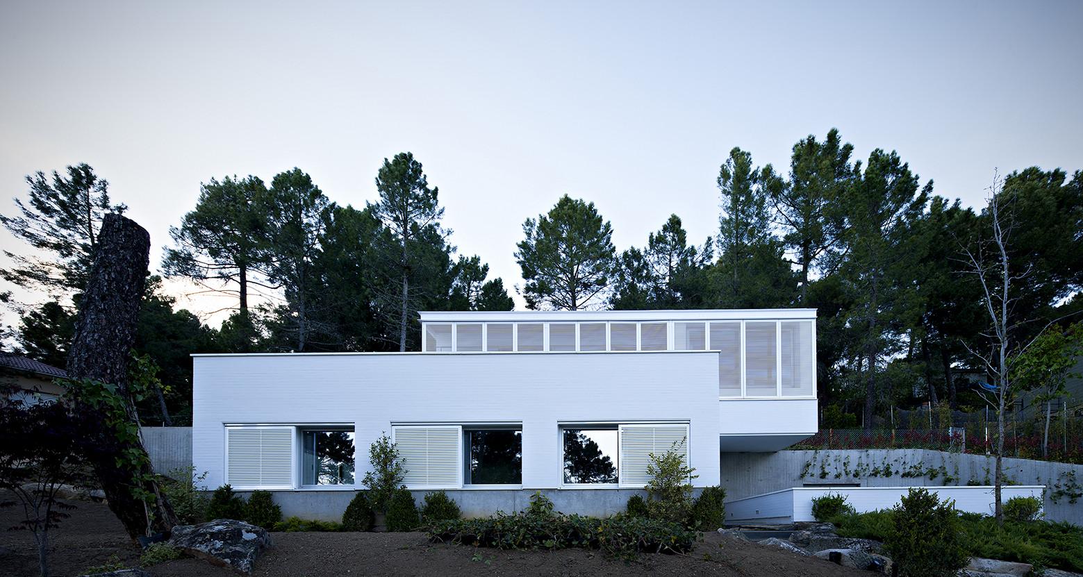 Casa en vila claudia olalla gil archdaily m xico - Arquitectos en avila ...