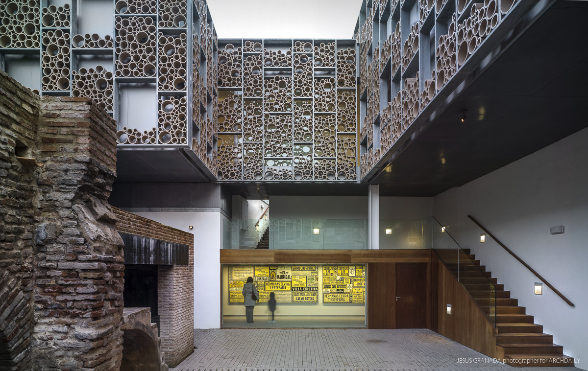 Gallery Of Triana Ceramic Museum Af6 Arquitectos 3